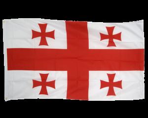 Georgia 3ft x 5ft Nylon Flag 1