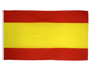 Spain 3ft x 5ft Nylon Flag 1
