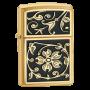 zippo_gold_floral_flush_emblem_1