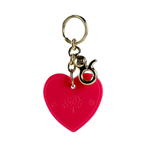 Mulberry Heart Keyring 1 copy