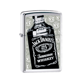 Zippo Jack Daniel's Lighter & Pouch Gift Set 1 copy