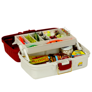Plano 6101 One Tray tackle box 1 copy