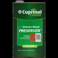 Cuprinol New Trade Exterior Wood Preserver Chestnut 1
