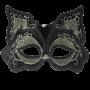 Black Feline Fancy Mask 2