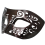 Dream Tale Black Venetian Masquerade Mask 1