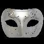 Dream Tale Black Venetian Masquerade Mask 3