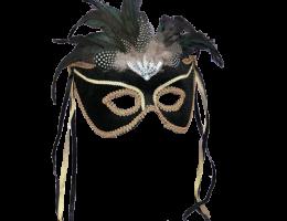 Venetian Couple Mask 1