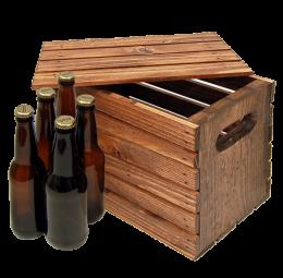 22 oz Beer Bottles - Case of 12 1
