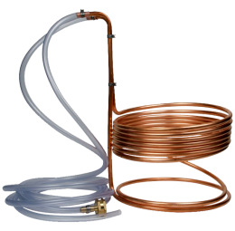 Copper Coil Immersion Chiller 1