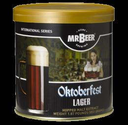 Mr. Beer Octoberfest Lager Refill Brew Pack 1