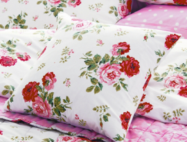 Cath Kidston Antique Rose Bouquet Duvet Cove 2