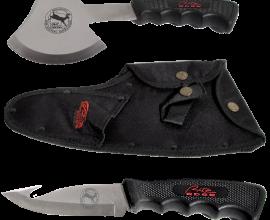 MDHA HATCHET & KNIFE SET 1