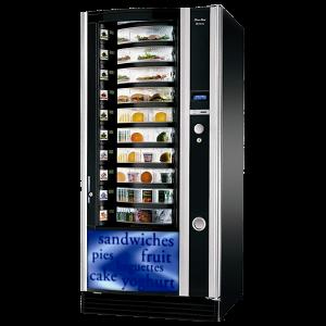 Starfood 10 Drum Carousel Food Vending Machine_1