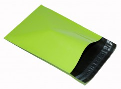 Neon_Green_mailing_bags