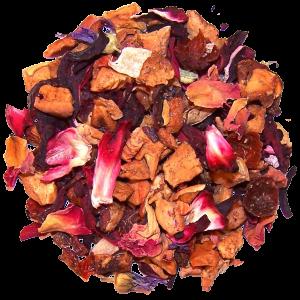 PAROMI TEA Pineapple Papaya Tea 1