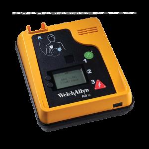 Welch Allyn Portable Quick Defibrillation 1