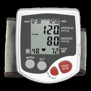 Wrist Blood Pressure Monitor 2