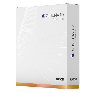 CINEMA 4D Studio R15 Educational Version (18 Month license)_2