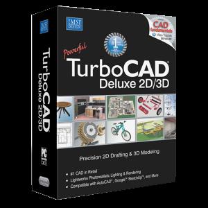 TurboCAD Deluxe 18_1