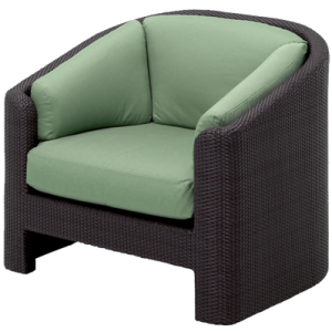 Gloster Horizon Deep Seating Outdoor Armchair from John Lewis 1