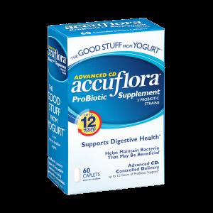 Accuflora Advanced CD Probiotic Acidophilus_1