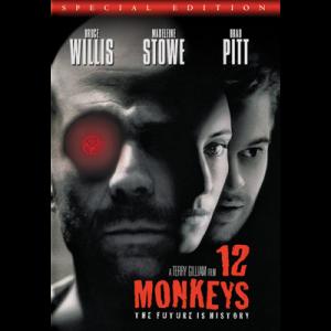 12 Monkeys [HD DVD]  1 copy