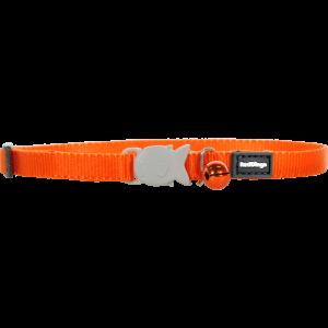 Cat Collar Classic Orange 1
