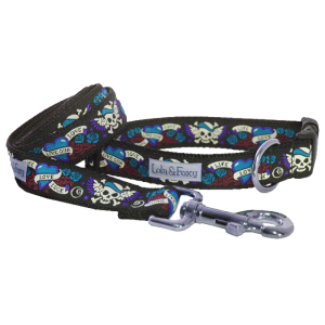 Lola & Foxy Nylon Dog Collars - Tattoo 3