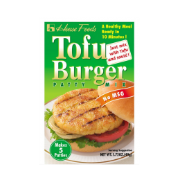 House Tofu Hamburger Mix