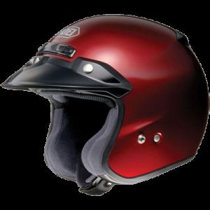 Shoei RJ Platinum-R Open Face Helmet 1