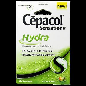 Cepacol Sensations Lozenges, Hydra _2
