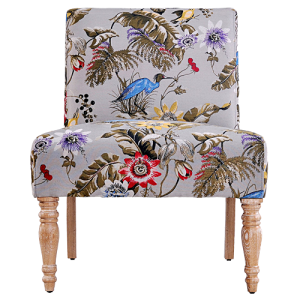 HOME Bradstreet Antique Floral Bird Chair_1