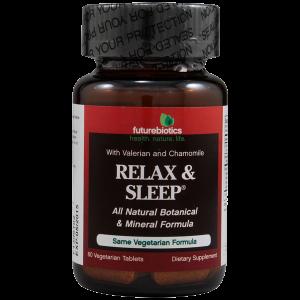 Futurebiotics Relax & Sleep Tablets_2