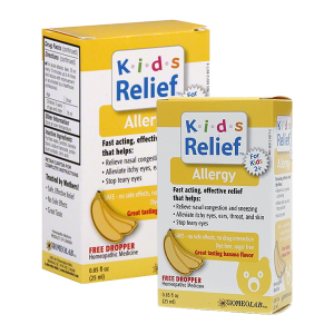 Homeolab USA Kids Relief Allergy, Ages 2+_1