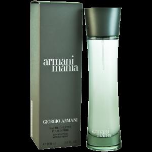 Mania By Giorgio Armani For Men Eau De Toilette Spray 3.4 Ounces 2