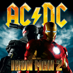 ACDC's Iron Man 2 soundtrack 1