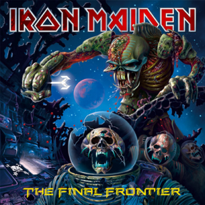 Iron Maiden - The Final Frontier 1