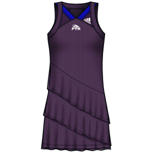 PTR adidas adilibria Women's Tennis Dress 1
