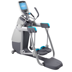Precor AMT 885 with Open Stride Adaptive Motion Trainer 1