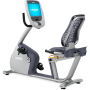 Precor RBK 885 Recumbent Cycle 1