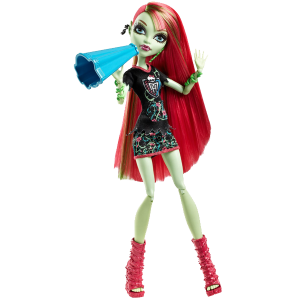 Monster High Ghoul Spirit Venus McFlytrap Doll 1