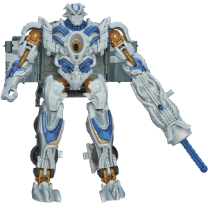 Transformers Age of Extinction Generations Voyager Class Galvatron Figure 1