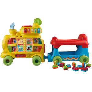 VTech Sit-to-Stand Alphabet Train 2