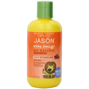 JASON Kids Only! Daily Detangling Shampoo 8 Ounce Bottle 1