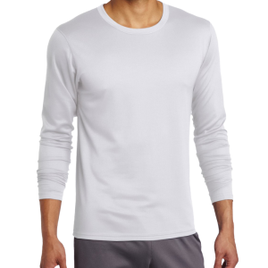 Duofold Men's Base Weight First Layer Crew Thermal Top_03