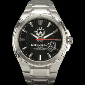 Kirby Morgan Stainless Steel Men's Watch 1