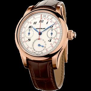 Montblanc Vintage Tachydate Watch 1