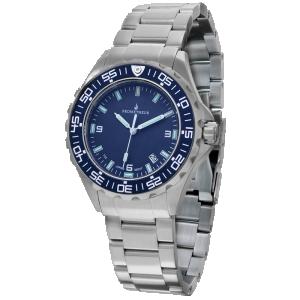 Prometheus JellyFish blue dial 1