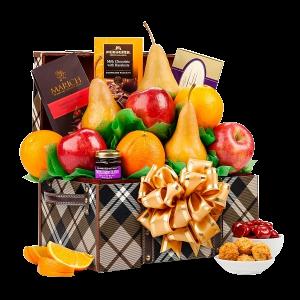 Fresh Fruit & Chocolate Keepsake Chest_1