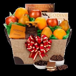 Fresh Fruit & Godiva Chocolates_1